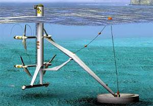 Hệ thống mới phát điện từ thủy triều